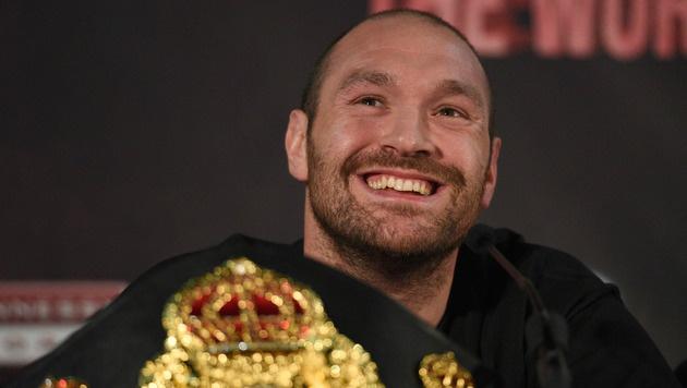 """Fury schimpft über Klitschko: """"Psychisches Wrack"""" (Bild: AFP or)"""