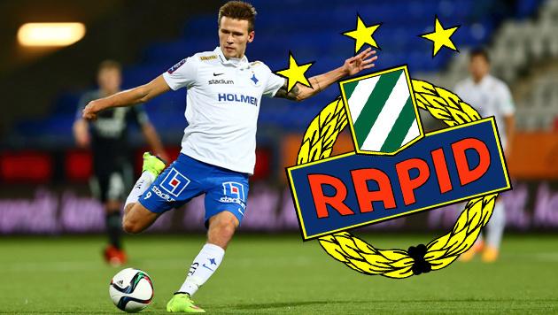 Rapid legt nach: 2,3 Millionen € für Traustason (Bild: GEPA)