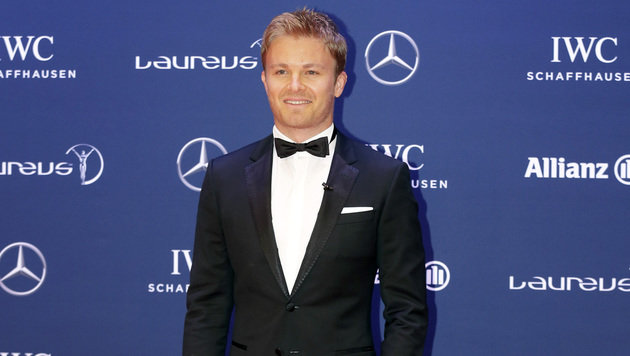 Rosberg: Folgt auf TV-Blödelei der vierte Streich? (Bild: AP)