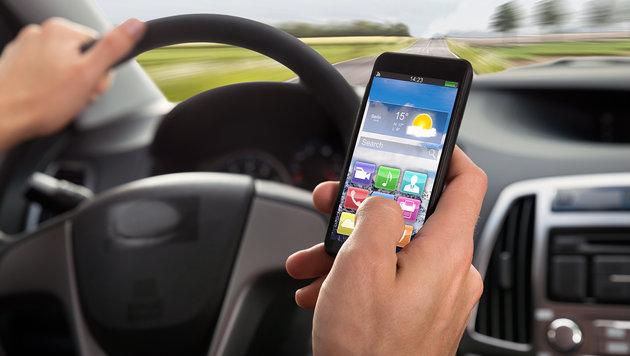 So soll das Smartphone Unfalllenker überführen (Bild: thinkstockphotos.de)