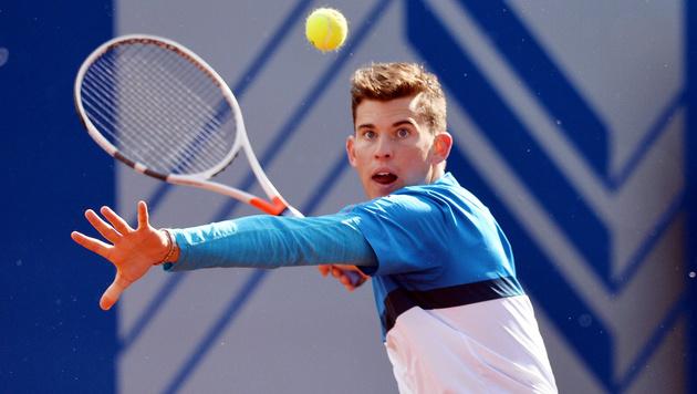 Thiem besiegt Giraldo und steht im Viertelfinale (Bild: GEPA)