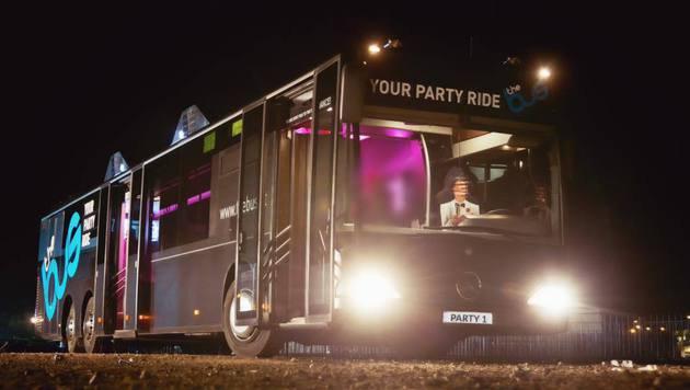 """Top 5 Polter-Partys (Bild: The Bus (FB))"""