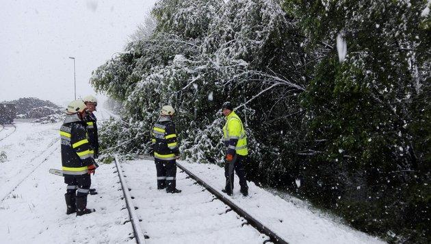 """Schneeinfarkt"" in Kärnten: Toter (49) bei Unfall (Bild: APA/BFVDL)"