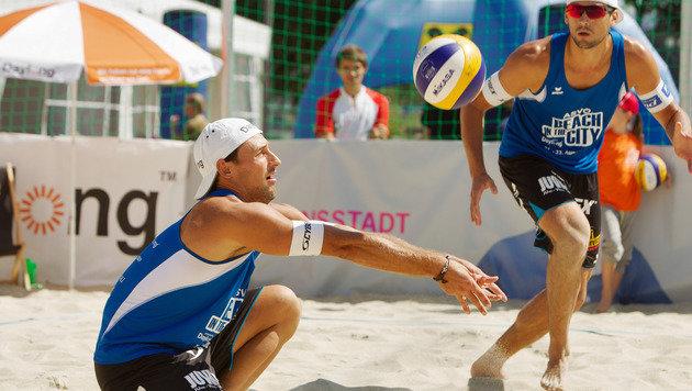 Kunert/Dressler starten in Fortaleza mit 2 Siegen (Bild: GEPA)