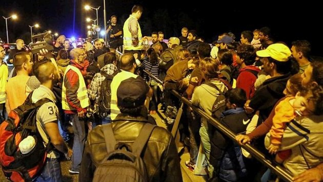 In Marokko gibt es keine politische Verfolgung. Menschen kommen nach Europa, um Jobs zu finden. (Bild: Markus Tschepp (Symbolbild))