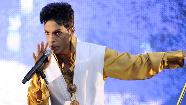 Sänger Prince starb im Alter von 57 Jahren. (Bild: BERTRAND GUAY/AFP/picturedesk.com)