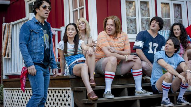 """""""Wet Hot American Summer"""" geht in die Verlängerung (Bild: Gemma La Mana/Netflix)"""