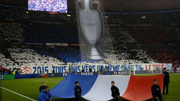 """""""Krone""""-Aktion: Ersteigern Sie EURO-Finalkarten (Bild: AFP)"""
