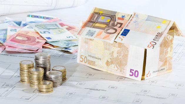 Lust auf Kredite ist wieder gestiegen (Bild: thinkstockphotos.de)