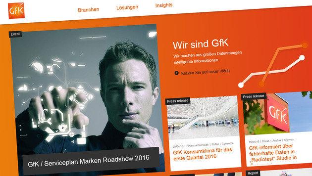 Radiotest manipuliert: Bis zu 20 Mio. Euro Schaden (Bild: GfK.com)