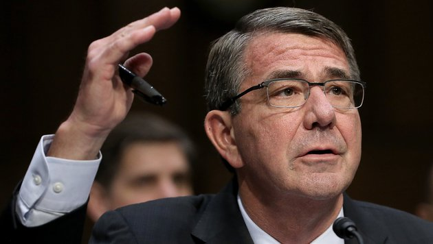 Verteidigungsminister Ashton Carter (Bild: APA/AFP/Getty Images/Win McNamee)
