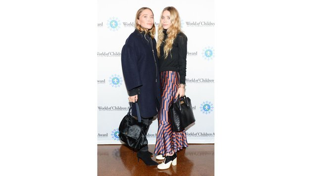 Mary-Kate Olsen und Ashley Olsen (Bild: Viennareport)