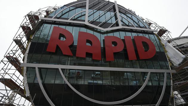 Heute fix! SK Rapid setzt auf Damir Canadi (Bild: APA/HELMUT FOHRINGER)
