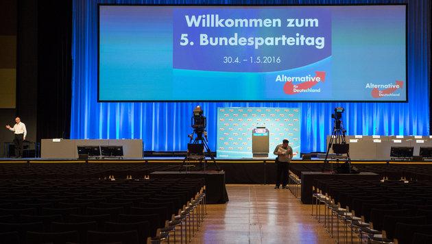 "AfD: ""Islam geh�rt nicht zu Deutschland"" (Bild: APA/dpa/Marijan Murat)"