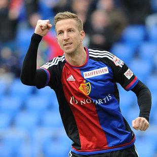 Janko-Klub FC Basel zum 8. Mal in Serie Meister (Bild: GEPA)
