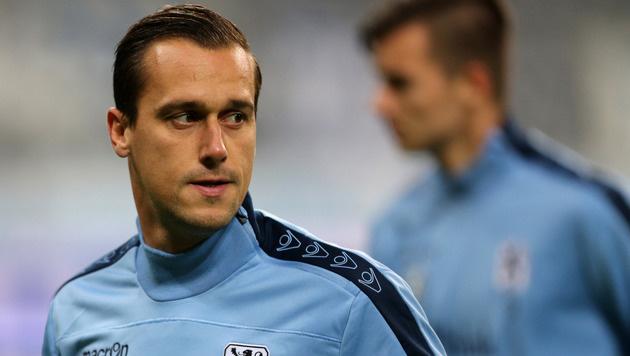 Michael Liendl: Wechsel zu Sturm Graz? (Bild: GEPA)