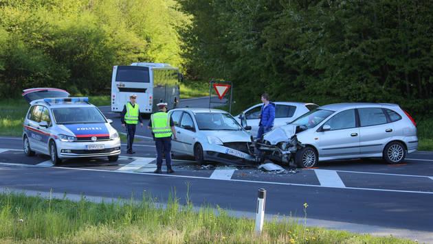 Ohne Vignette unterwegs: Bursch dreht auf A1 um (Bild: Matthias Lauber/laumat.at)