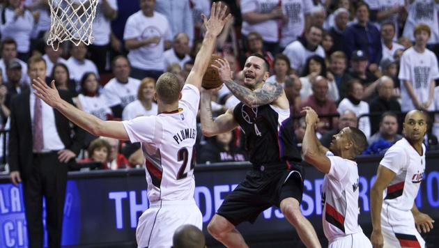 Portland im Viertelfinale - Neuer Coach für Lakers (Bild: AP)