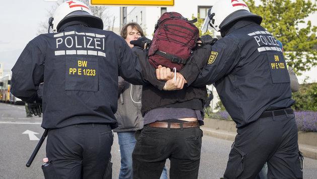 """AfD: """"Islam gehört nicht zu Deutschland"""" (Bild: APA/dpa/Christoph Schmidt)"""