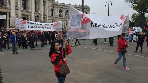Kanzler: Kein Abweichen vom harten Asylkurs (Bild: Kurt Raunjak)