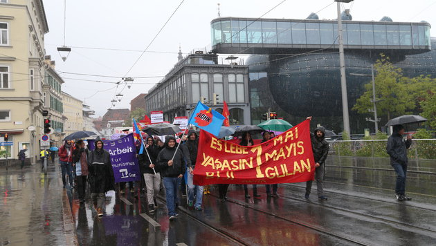 Kanzler: Kein Abweichen vom harten Asylkurs (Bild: Jürgen Radspieler)