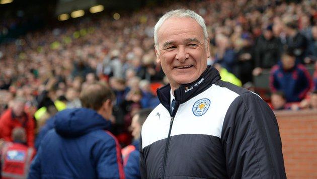 Leicester-Coach: Lieber zur Mama als Meisterfeier (Bild: AFP or licensors)
