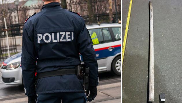 Schwerverletzter bei Massenschlägerei im Prater (Bild: Andreas Graf, LPD Wien)