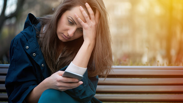 Beherrschen wir das Handy oder beherrscht es uns? (Bild: thinkstockphotos.de)