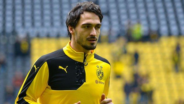 """Hummels-Ablöse für Dortmund """"nicht verhandelbar"""" (Bild: APA/AFP/SASCHA SCHURMANN)"""