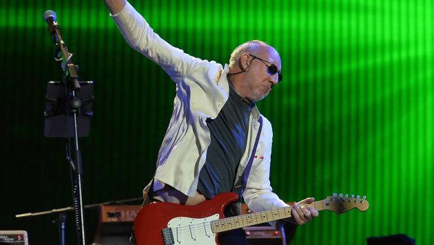 Rock-Legenden The Who kommen nach Österreich (Bild: EPA/Hannah McKay)