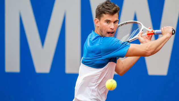 Thiem klettert in der Weltrangliste nach oben (Bild: AP)