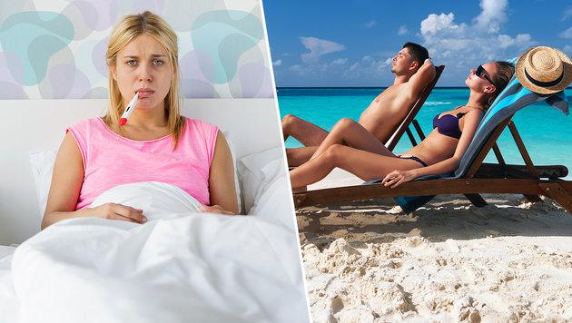 Urlaub stornieren? Das sollten Sie beachten! (Bild: thinkstockphotos.de)