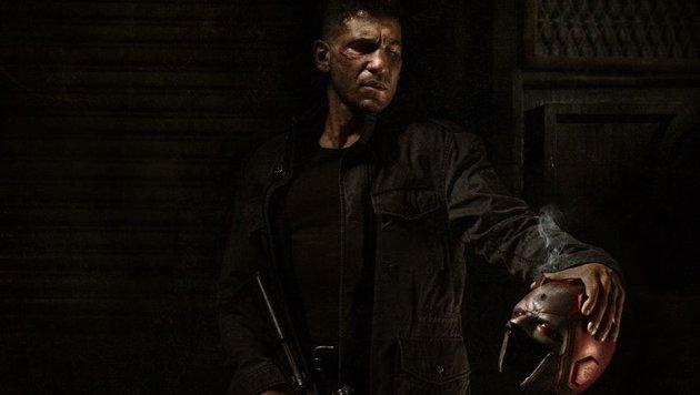 """Der Punisher in """"Daredevil"""" (Bild: Marvel.com)"""