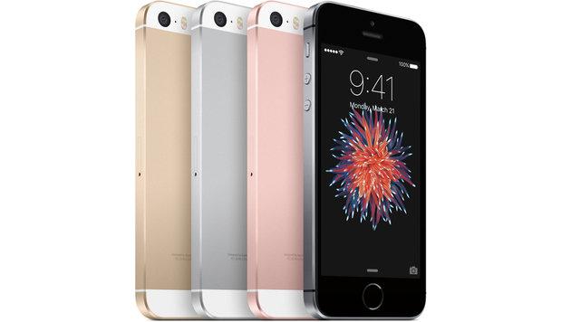 Das beste seiner Klasse: Apple iPhone SE im Test (Bild: Apple)