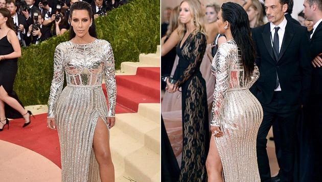 Kim Kardashian (Bild: Evan Agostini/Invision/AP)