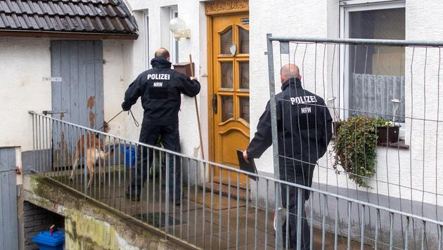 Höxter-Prozessbeginn: Das geschah im Horror-Haus (Bild: APA/AFP/dpa/MARCEL KUSCH)