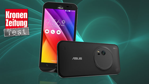 Asus Zenfone Zoom: Handy mit Dreifach-Zoom im Test (Bild: Asus)