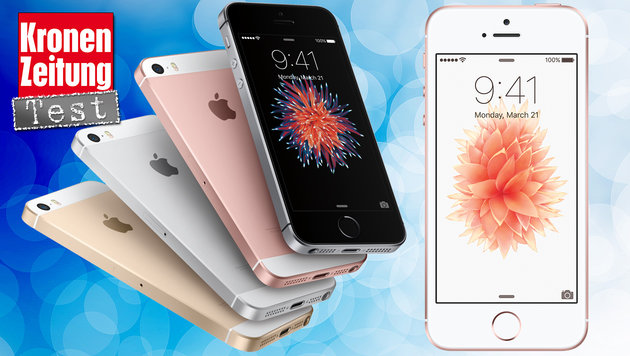 Das beste seiner Klasse: Apple iPhone SE im Test (Bild: Apple, thinkstockphotos.de)