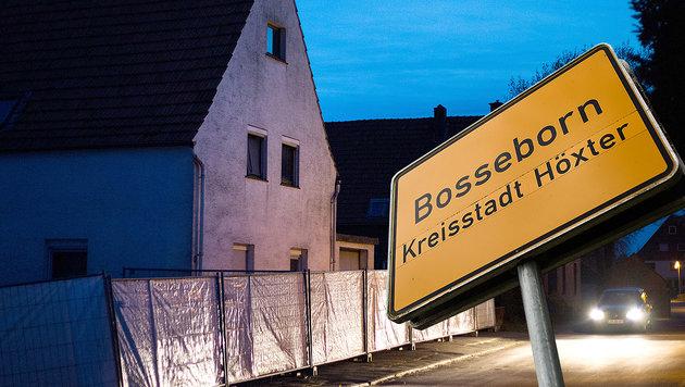 Horror-Haus in Höxter: Opfer um viel Geld gebracht (Bild: APA/dpa/Marcel Kusch)