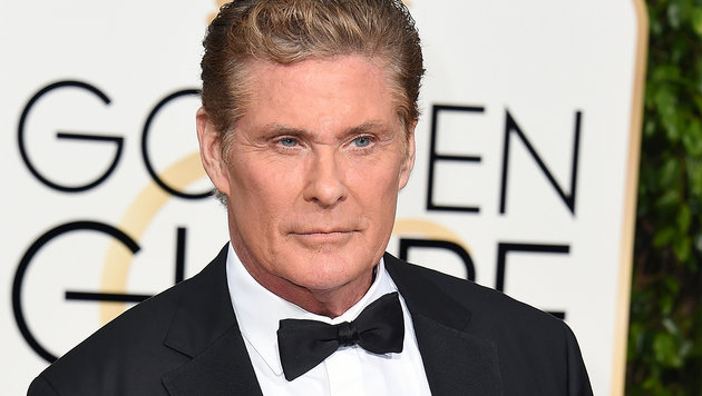 "Nagt David Hasselhoff ""am Hungertuch""? (Bild: Associated Press)"