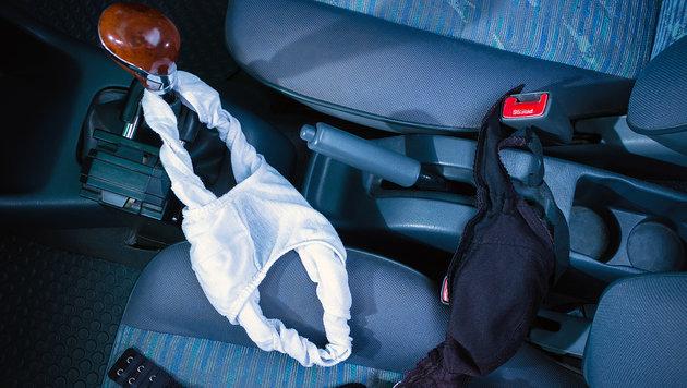 Robo-Autos führen zu mehr Sex hinterm Steuer (Bild: thinkstockphotos.de (Symbolbild))