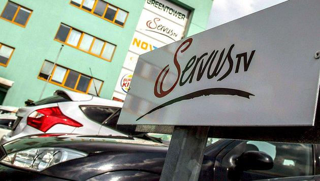 """Servus TV feiert """"Bestwert in Sendergeschichte"""" (Bild: APA/Franz Neumayr)"""