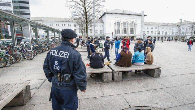 Sex-Angriffe: Diese Fälle schockieren Österreich (Bild: MARKUS TSCHEPP)