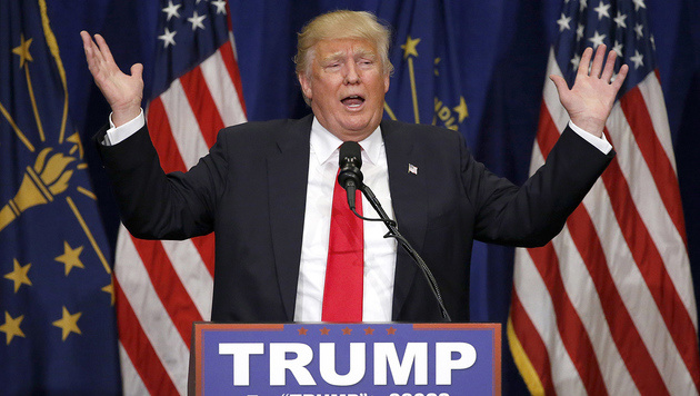 Trump schließt Bündnis mit US-Waffenlobby (Bild: ASSOCIATED PRESS)