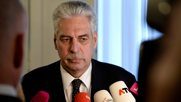 Finanzminister Hans Jörg Schelling (Bild: APA/ROLAND SCHLAGER)