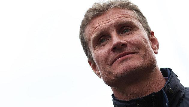 """""""Bleifuß"""" Coulthard mit 178 km/h geblitzt! (Bild: GEPA)"""