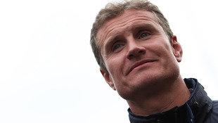 """""""Bleifu�"""" Coulthard mit 178 km/h geblitzt! (Bild: GEPA pictures)"""