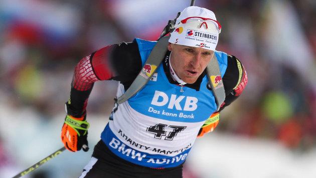 Ex-Staffel-WM-3. Fritz Pinter beendet Karriere (Bild: GEPA)