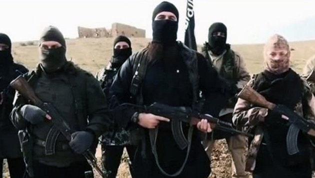 """Hunderte Dschihadisten planen Anschläge"" (Bild: isis twitter.comRaqqa_SL)"