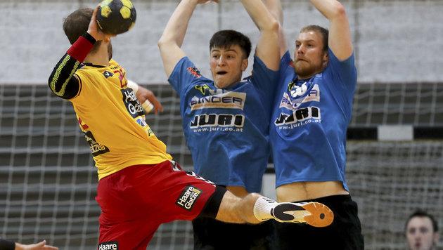 Krems gleicht im Viertelfinale gegen Leoben aus (Bild: GEPA)